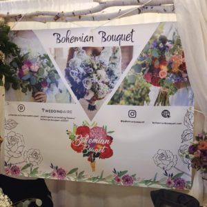 Bohemian Bouquet - Wedding Flower Exhibition