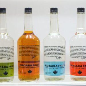 Whisky, Rye, Gin and Vodka