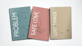 Lydia Davis Book covers