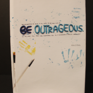 Redesign Dust Jacket Front