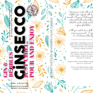 Ginsecco Layout design