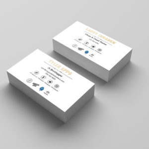 Business Card for all Staffs