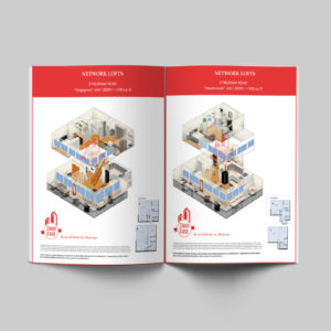 Condo Kiosk - Presentation Booklet for Clients