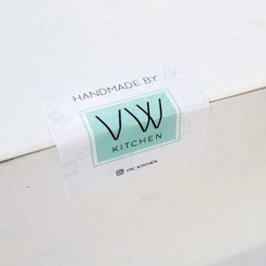 Sticker Package Design