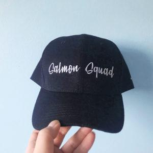 Merchandise cap