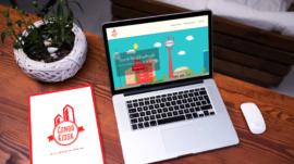 Condo Kiosk Design (Web and Print)