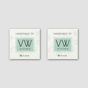 VW Kitchen Sticker Design