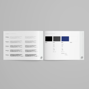 Origin Brand Guideline - Typography/ Color