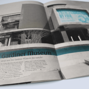 Gardiner Museum Inside Info