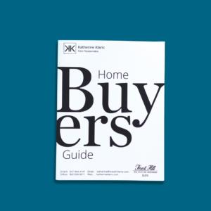 Buyers booklet